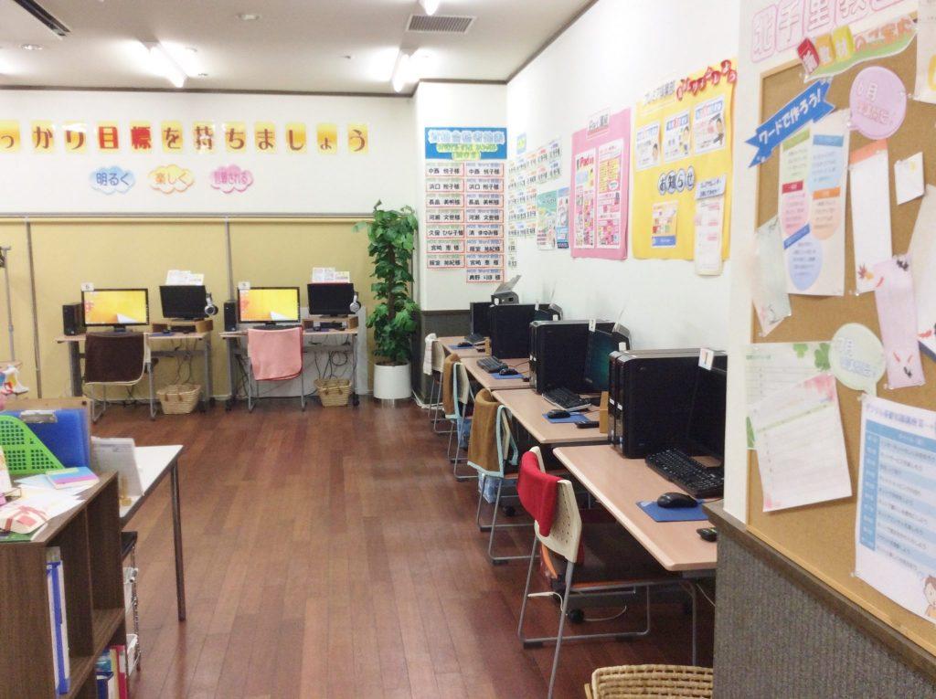 北千里教室内観