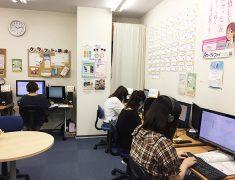 エコールロゼ教室授業風景