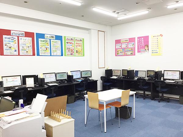 イオン東大阪教室内観