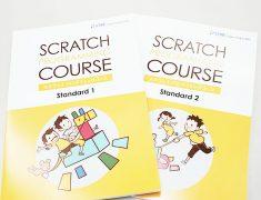 子供向けプログラミング教材の写真